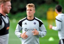 Kristian Brymora - fot. millwallfc.co.uk