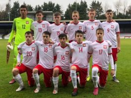 Reprezentacja Polski U15