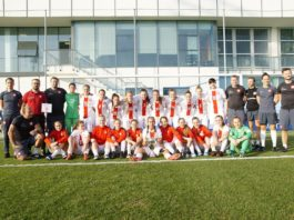 Reprezentacja Polski kobiet U17