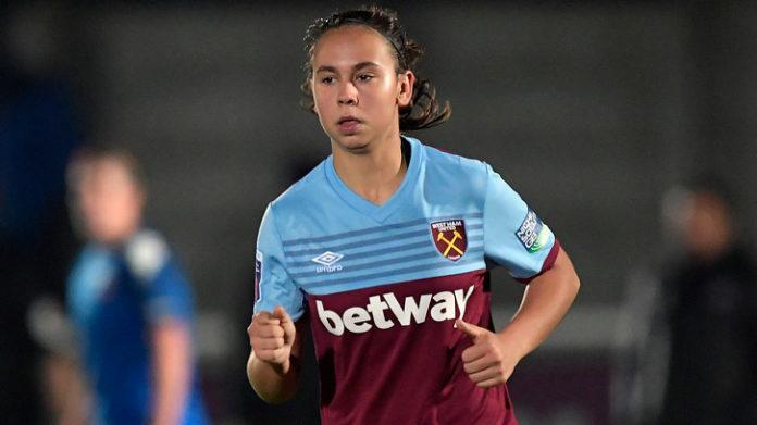 Wiktoria Kiszkis (West Ham United Women)