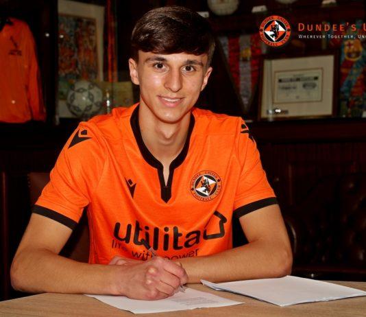 Dominik Naglik (Dundee United FC)