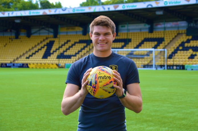 Maksymilian Stryjek (Livingston FC)