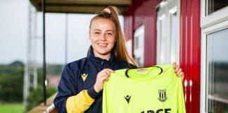 Daniela Kosińska (Stoke City FC)