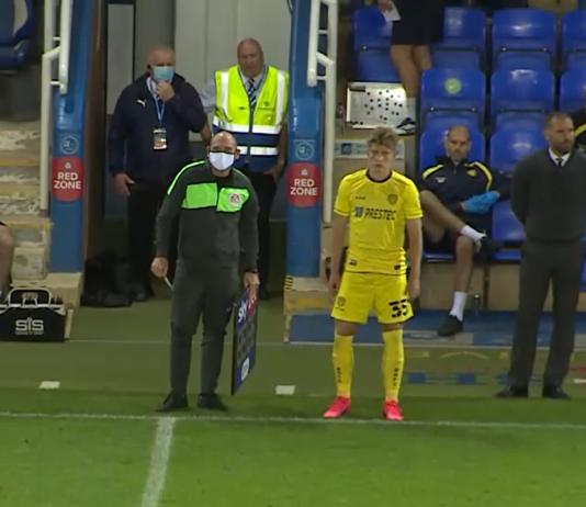 Jakub Niemczyk (Burton Albion FC)