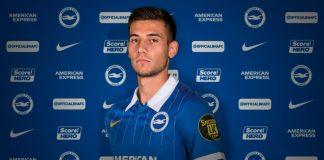 Jakub Moder (Brighton & Hove Albion FC)