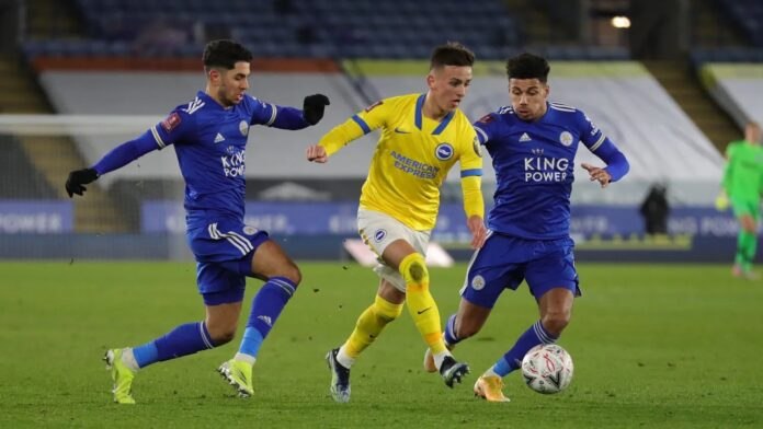 Michał Karbownik (Brighton & Hove Albion FC)