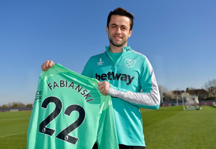 Łukasz Fabiański (West Ham United FC)